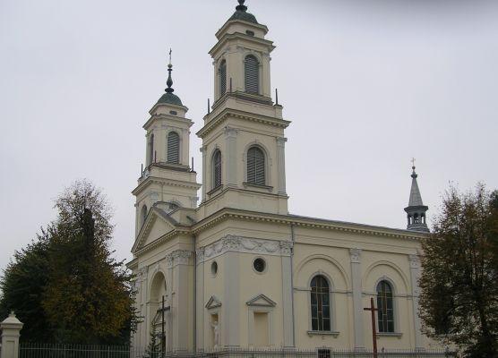 Kościół pw. Wniebowzięcia NMP w Praszce