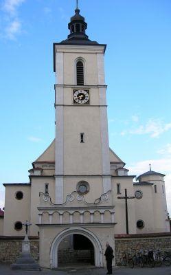 Kościół św. Trójcy w Kujawach