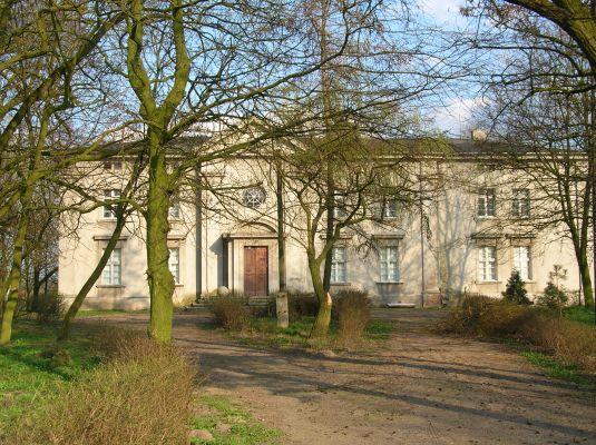 Pałac w Wójcinie