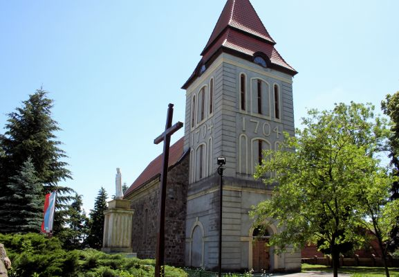 Kościół Narodzenia Najświętszej Maryi Panny w Zielinie