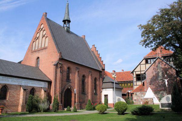 Kościół Św. Krzyża w Myśliborzu, Sanktuarium Maryjne