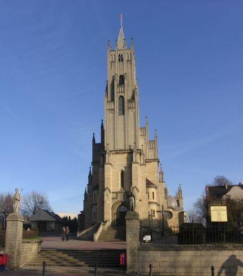 Kościół pw. Matki Boskiej Szkaplerznej w Imielinie