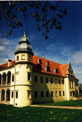 Pałac w Krobielowicach 1998/1999