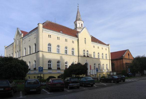 Ratusz w Kątach Wrocławskich