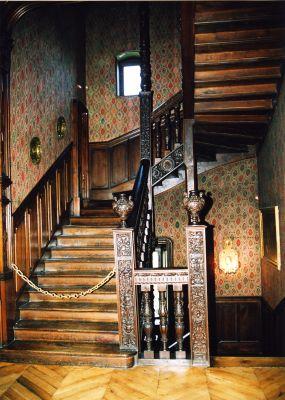 Zamek w Gołuchowie - wnętrze