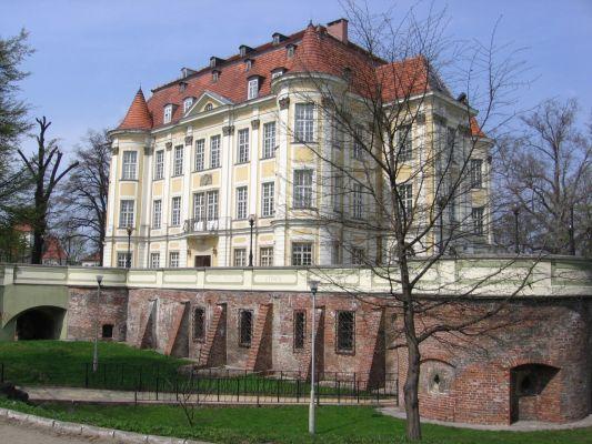 Zamek we Wrocławiu-Leśnicy