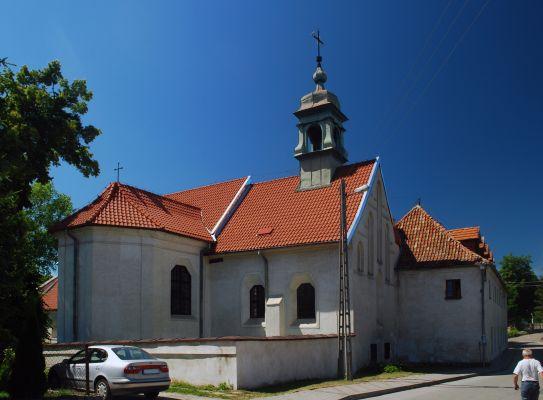 Cerkiew Zesłania Ducha Świętego w Dzierzgoniu