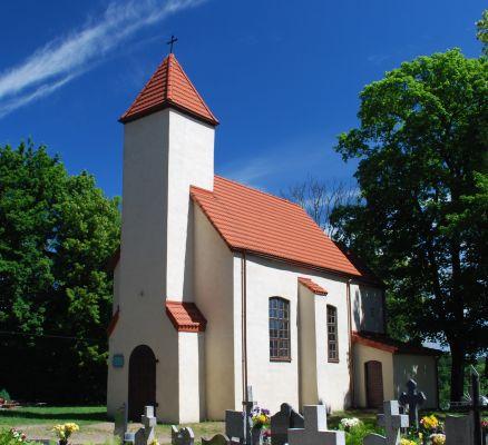Kaplica cmentarna w Żukowie