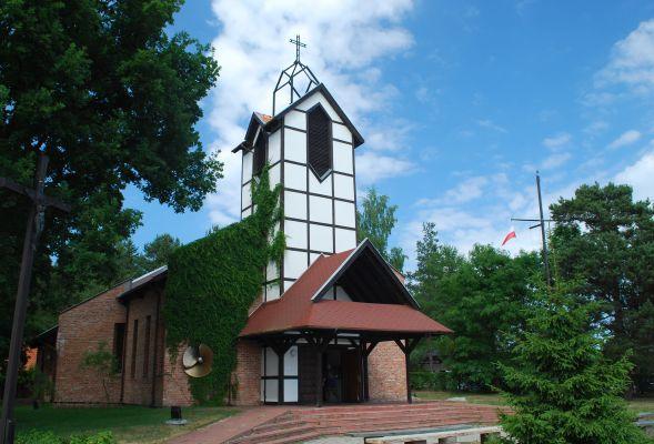 Kościół św. Marka Ewangelisty w Kątach Rybackich