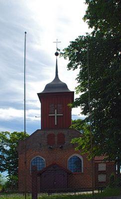 Kościół w Lublewie Gdańskim