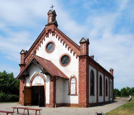Kościół w Sztutowie