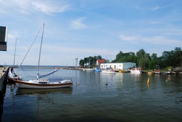 Port w Tolkmicku