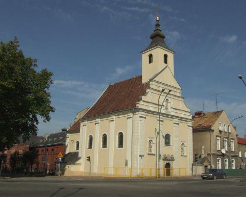 Kościół Ducha Świętego w Żaganiu