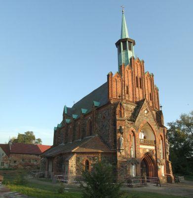 Kościół św. Krzyża w Żaganiu