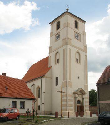 Kościół w Otyniu