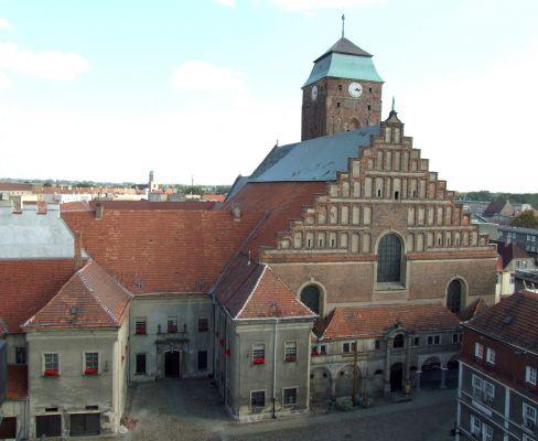 Kościół Wniebowzięcia Najświętszej Marii Panny w Żaganiu