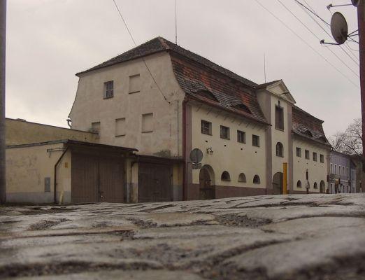 Magazyn solny z XVIII w. w Nowej Soli