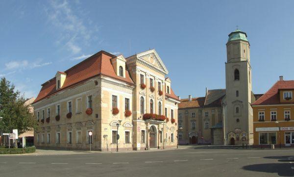 Plac Słowiański w Żaganiu