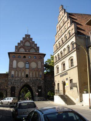 Brama Pyrzycka w Stargardzie Szczecińskim