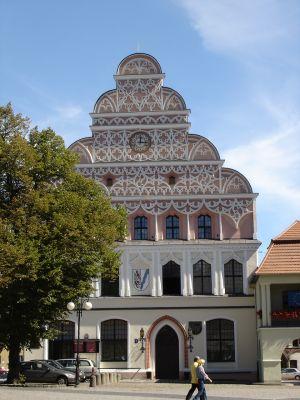Ratusz miejski w Stargardzie Szczecińskim