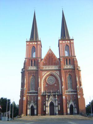 Archikatedra pw. Świętej Rodziny w Częstochowie