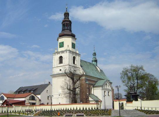 Kościół pw. św. Jakuba w Krzepicach