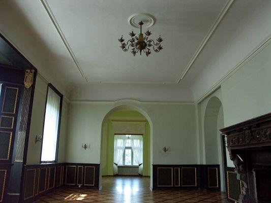 Sala Kominkowa - Zamek Książ