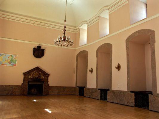 Sala Konrada - Zamek Książ
