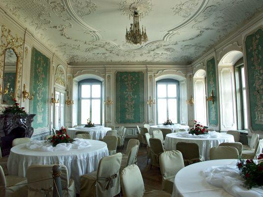 Salon Zielony - Zamek Książ