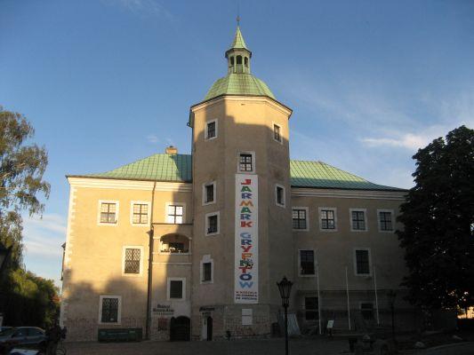Zamek Książąt Pomorskich w Słupsku - front