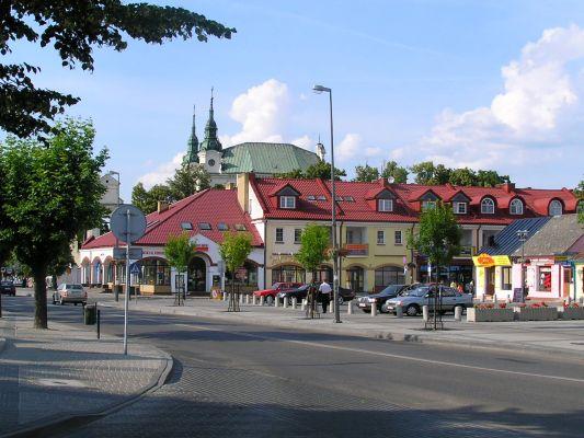 Lubartów - centrum