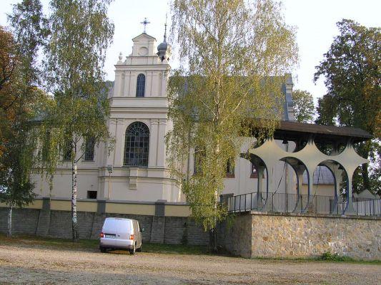 Wilkołaz – kościół parafialny