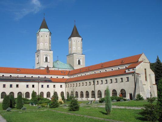 Kościół św. Mikołaja i opactwo benedyktynek w Jarosławiu