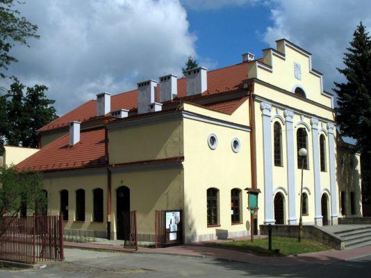 Teatr dworski w Horyńcu z lat 1843-1846