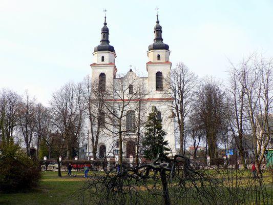 Kościół Św. Jakuba w Jedwabnem