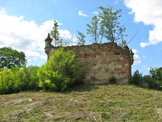 Ruiny zboru