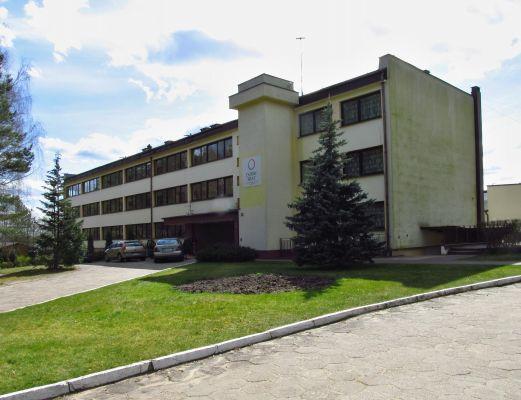 Budynek główny Centrum Dobry Brat