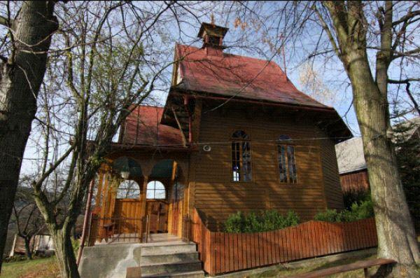 Kaplica Rozdziele