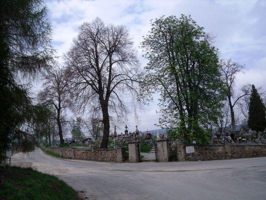 Baćkowice. Cmentarz 2