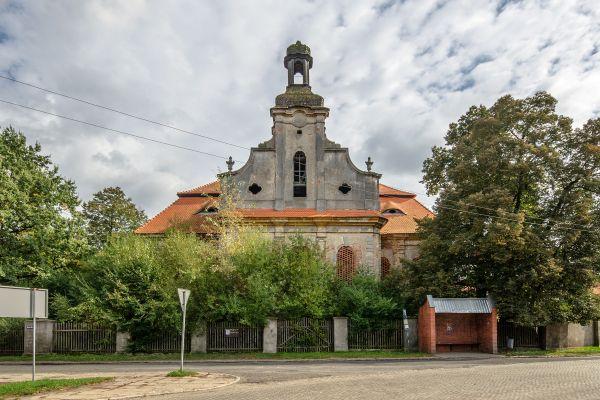 SM Goszcz kościół ewangelicki (3) ID 596465