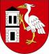 Gmina Borki - herb