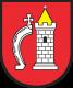 Gmina Koniecpol - herb
