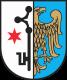 Gmina Toszek - herb