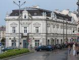Przemyśl, gmach banku przy ul. Mickiewicza 2, widok od pd-zach.