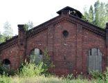 Kopalnia Karol - Szyb Jurand II - budynek maszyny wyciagowej