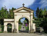 Brama cmentarza ewangelicko-augsburskiego w Cieszynie