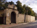 Kozuchow lapidarium mur