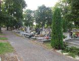 Cmentarz katolicki - Kłomnice 03