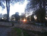 Cmentarz parafialny w swietomarzy tył