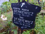 Chełmce groby rodziny Henryka Sienkiewicza - Gmina Piekoszów ------- 6